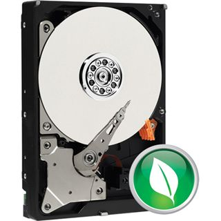 "1000GB WD Caviar Green WD10EADX 32MB 3.5"" (8.9cm) SATA 6Gb/s"