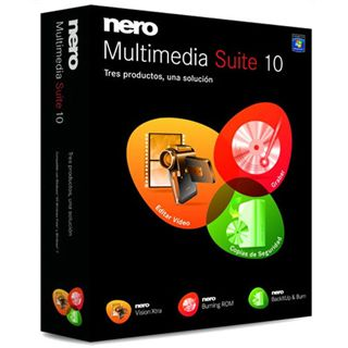 Nero 10 Essentials Suite 2 Essentials