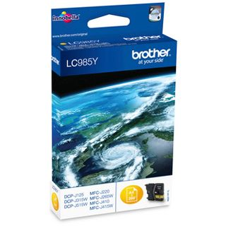 Brother LC-985 Gelb