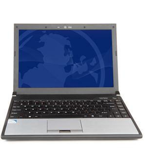 "Notebook 13,3"" (33,78cm) Terra Mobile 1310 i-SU2300 W7HP"