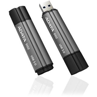 8GB ADATA Superior Series S102, USB 3.0 Pen Drive, grey