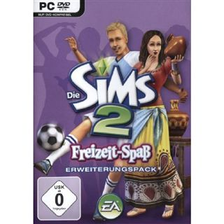 Die Sims 2 - Freizeit Spaß (PC)