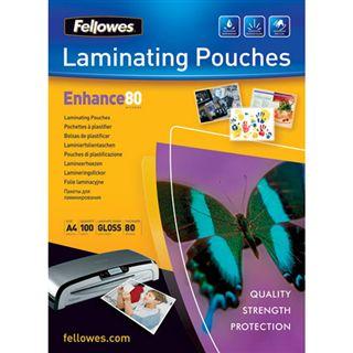 Fellowes GmbH 5306101 Laminierfolie (100 Stück)