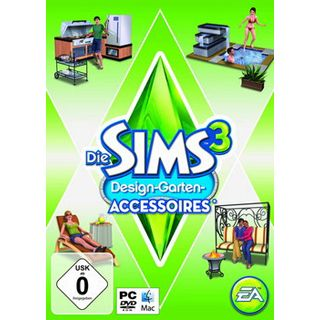Electronic Arts DIE SIMS 3 DESIGN-GARTEN (PC)