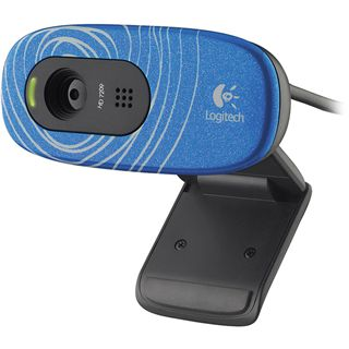 Logitech HD WEBCAM C270 BLUE SWIRL