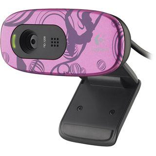 Logitech HD Webcam C270 pink balance