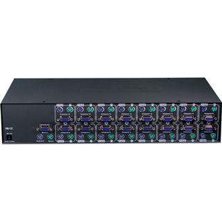 Trendnet TK-1601R 16-fach Rackmount KVM-Switch