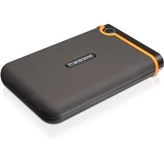 "500GB Transcend StoreJet 25M2 TS500GSJ25M2 2.5"" (6.4cm) USB 2.0 schwarz/orange"
