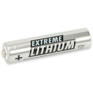 ANSMANN Extreme Lithium FR03 Lithium AAA Micro Batterie 1.5 V 2er Pack