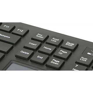 Perixx Periboard-513 USB Deutsch schwarz (kabelgebunden)