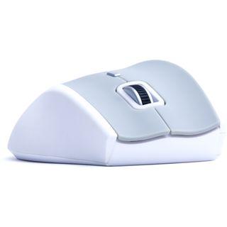 Soyntec INPPUT R520 Weiß, Funk, optisch, USB