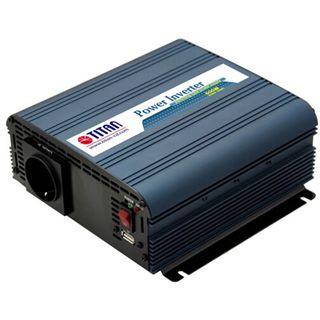 Titan Universal KFZ-Netzteil 12V auf 230V, HW-600V6,