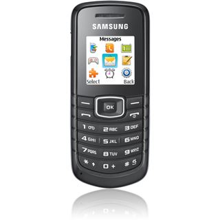 Samsung E1080w schwarz