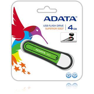 4 GB ADATA Superior Series S007 gruen USB 2.0