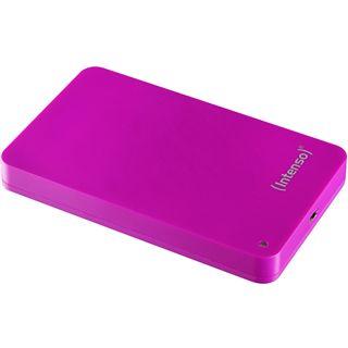 "500GB Intenso MemoryStation 6002534 2.5"" (6.4cm) USB 2.0 pink"