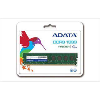 4GB ADATA Value DDR3-1333 DIMM CL9 Single