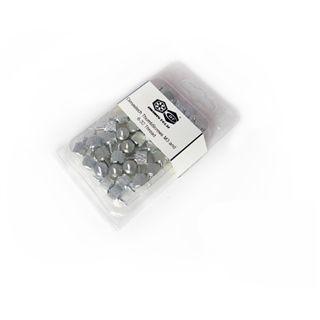 Dimas Tech 20x M3 + 20x 6-32er silber Rändelschrauben für Gehäuse (BT015 )