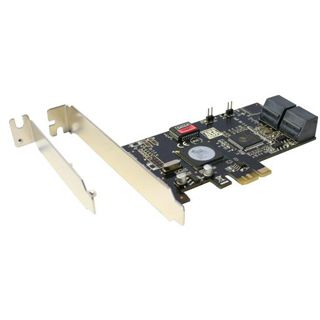 InLine 76612A 4 Port PCIe x1 Low Profile