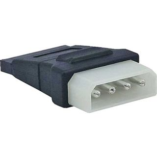 "InLine SATA Stromadapter, , 1x 13,34cm (5,25"") Buchse an 15pin SATA Stecker"