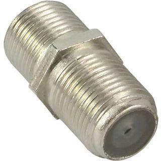SAT InLine SAT F-Verbinder (Doppelbuchse, F-Kupplung),