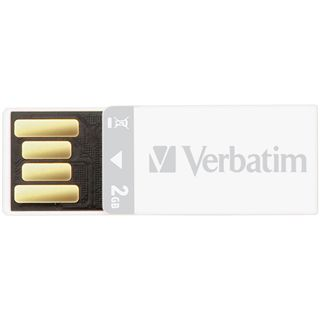 3x2GB Verbatim USB Stick Clip-it MULTIPACK