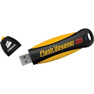 64 GB Corsair Flash Voyager GTR gelb USB 2.0