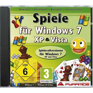 AK Tronic Spiele für Windows 7 XP & Vista (PC)