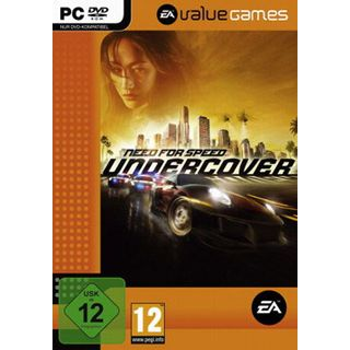 AK Tronic Need for Speed Undercover 12 (PC)