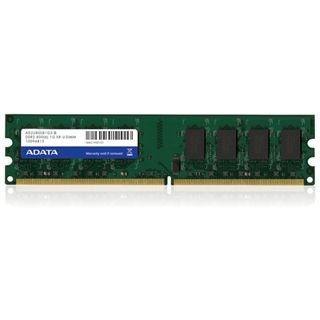 2GB ADATA Value DDR2-800 DIMM CL6 Single