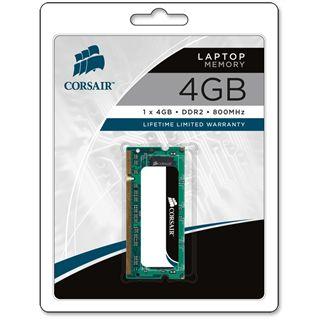 4GB Corsair ValueSelect DDR2-800 SO-DIMM CL6 Single