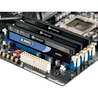 6GB Corsair XMS3 DDR3-1600 DIMM CL7 Tri Kit