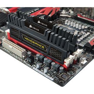 8GB Corsair Vengeance schwarz DDR3-1866 DIMM CL9 Dual Kit