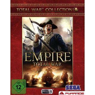 Empire AK Tronic Software & - Total War (PC)