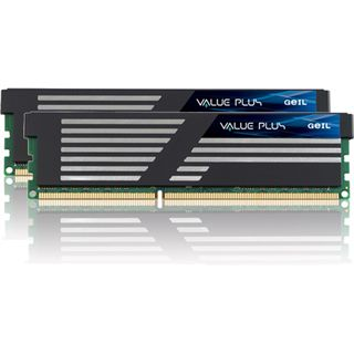 8GB GeIL Value Plus DDR3-1600 DIMM CL9 Dual Kit