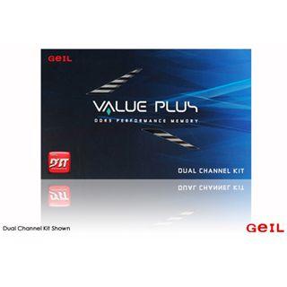 4GB GeIL Value Plus DDR3-1600 DIMM CL9 Single