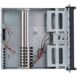 "19""(48,26cm) Fantec TCG-4860KX47A-1 4HE 528mm 400W schwarz"