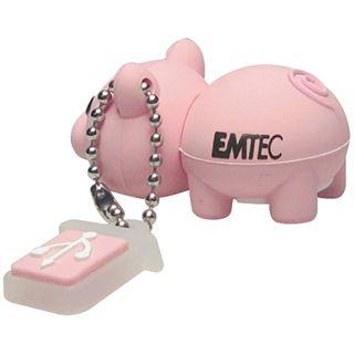 2 GB EMTEC M319 Piggy pink USB 2.0