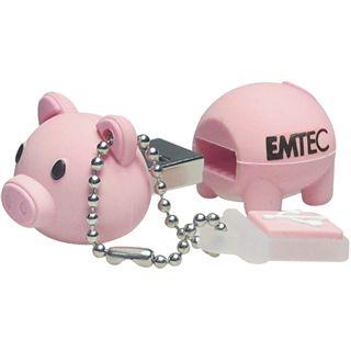4 GB EMTEC M319 Piggy pink USB 2.0