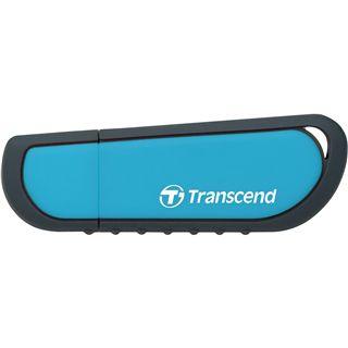 32 GB Transcend JetFlash V70 blau USB 2.0