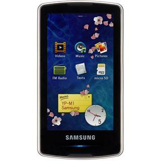 Samsung MP4-Player M1 8GB schwarz