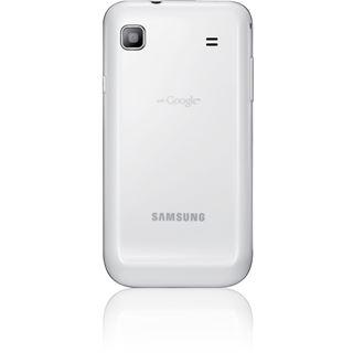 Samsung Galaxy S I9000 ceramic-white