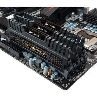 12GB Corsair Vengeance schwarz DDR3-1600 DIMM CL9 Tri Kit