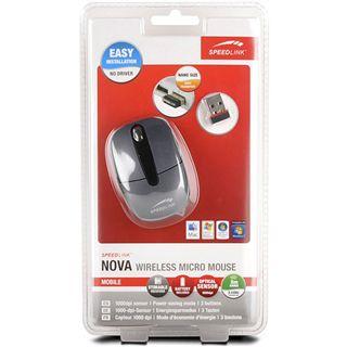 Speedlink NOVA WL Micro Mouse 1000dpi LAS U