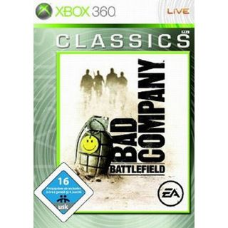 EA Games Battlefield Bad Company Classic (XBox360)