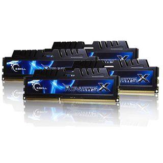 8GB G.Skill RipJawsX DDR3-1333 DIMM CL7 Quad Kit