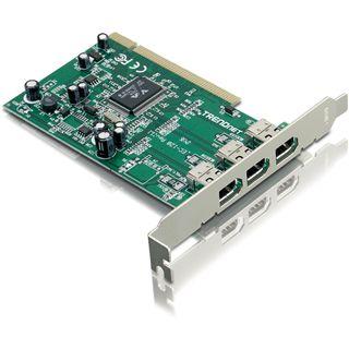 Trendnet 3-Port FIREWIRE Hostadapter PCI