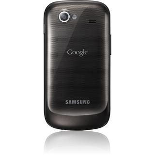 Samsung Nexus S I9023 Schwarz-Silber