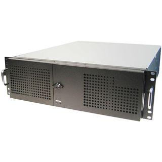 """19""""(48,26cm) Chieftec UNC-310RS-B Gehäuse 3HE schwarz, ohne Netzteil"""
