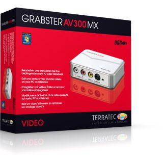 TerraTec Grabster AV 300 MX USB 2.0