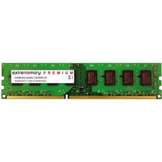 4GB Extrememory Value DDR3-1333 DIMM CL9 Single